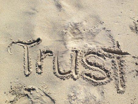 avoir confiance