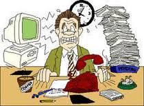 la charge mentale au travail