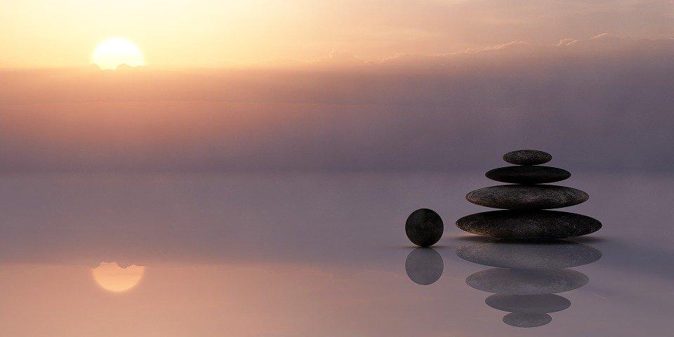motivé par une vie équilibrée