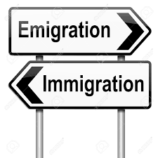 Expatriation, immigration, emmigration
