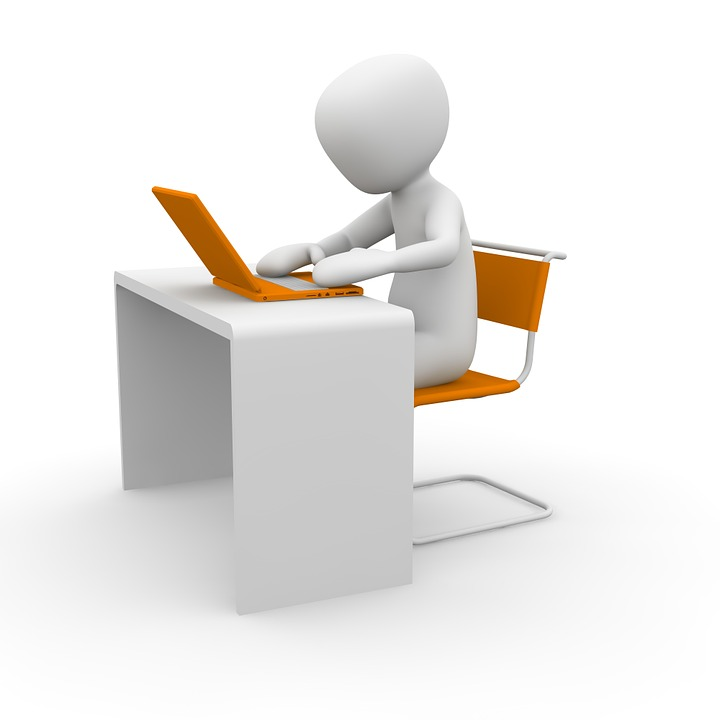 Le d veloppement personnel en e learning blog cap coh rence for Petit bureau de travail